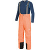 The North Face Youth Snow Quest Pant Peel Orange